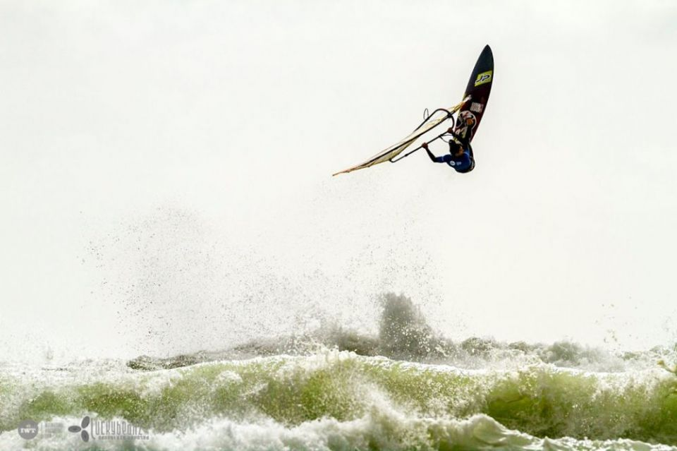 Photo Credits: International Windsurfing Tour - Morgan Noireaux backloop