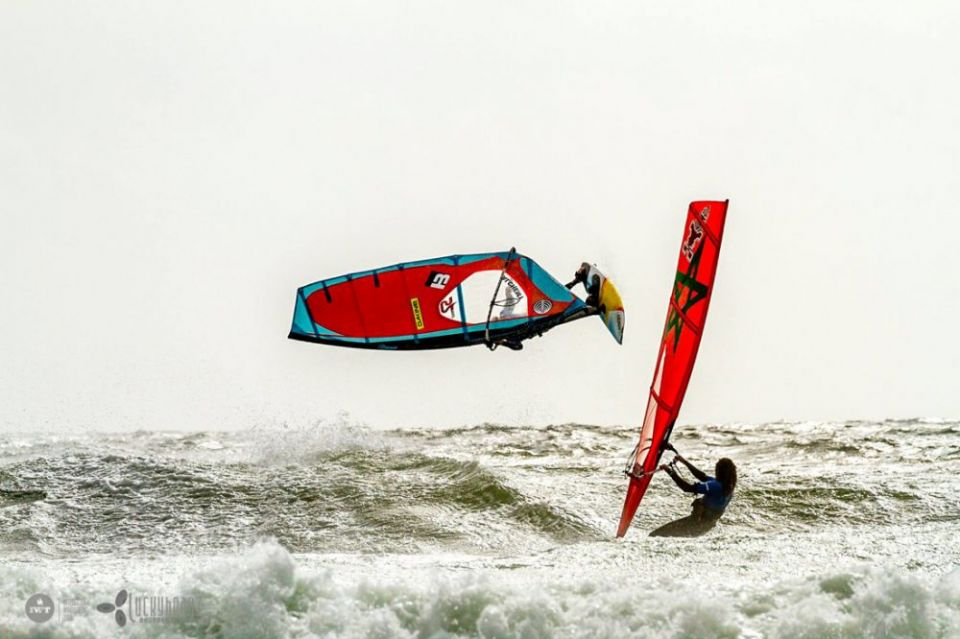 Photo Credits: International Windsurfing Tour - Russ Faurot, Boujmaa Guilloul